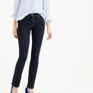 J. Crew Matchstick Skinny Dark Wash Jeans 28 NWT